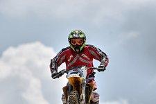 trénink motocros